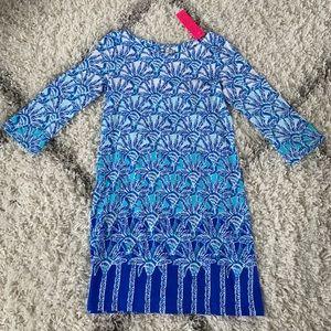 Lilly Bay dress Whisper Blue